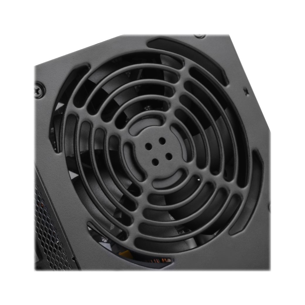 A large main feature product image of SilverStone Essential 650W 80Plus Gold Power Supply
