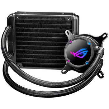 Product image of ASUS ROG Strix LC 120mm AIO Liquid Cooler - Click for product page of ASUS ROG Strix LC 120mm AIO Liquid Cooler