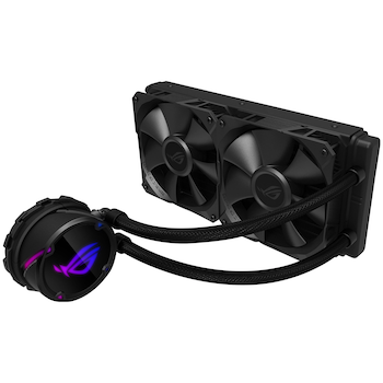 Product image of ASUS ROG Strix LC 240mm AIO Liquid Cooler - Click for product page of ASUS ROG Strix LC 240mm AIO Liquid Cooler