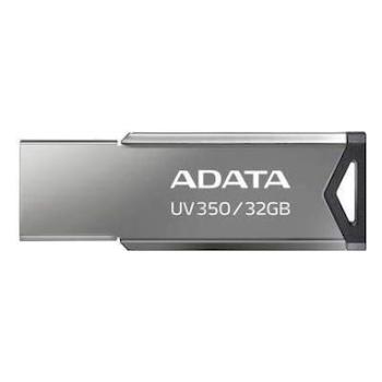 Product image of ADATA UV350 32GB USB3.2 Gen 1 USB Flash Drive  - Click for product page of ADATA UV350 32GB USB3.2 Gen 1 USB Flash Drive