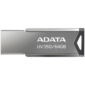 Product image of ADATA UV350 64GB USB3.2 Gen1 USB Flash Drive - Click for product page of ADATA UV350 64GB USB3.2 Gen1 USB Flash Drive