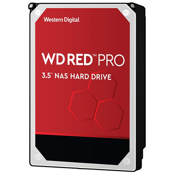 "Product image of WD Red Pro WD121KFBX 3.5"" 12TB 256MB 7200RPM NAS HDD - Click for product page of WD Red Pro WD121KFBX 3.5"" 12TB 256MB 7200RPM NAS HDD"