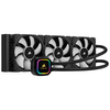 A product image of Corsair iCue H150i RGB Pro XT AIO Liquid CPU Cooler