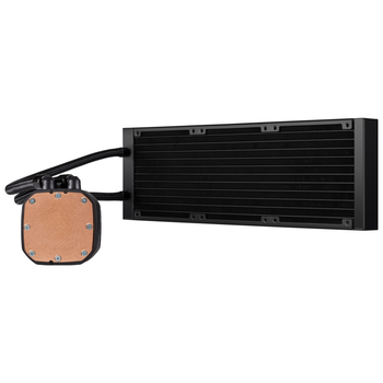 Product image of Corsair iCue H150i RGB Pro XT AIO Liquid CPU Cooler - Click for product page of Corsair iCue H150i RGB Pro XT AIO Liquid CPU Cooler