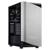 A product image of SilverStone SETA A1 Titanium Mid Tower Case w/Tempered Glass Side Panel