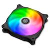 A product image of SilverStone Air Blazer 120R Addressable RGB 120mm Fan