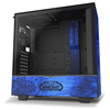 A product image of NZXT H510 World Of Warcraft Alliance Limited Edition Mid Tower Case