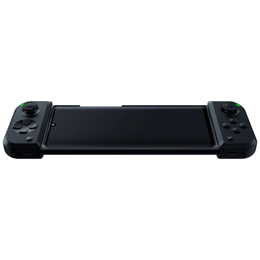 A large main feature product image of Razer JungleCat Android Compatible Gaming Controller