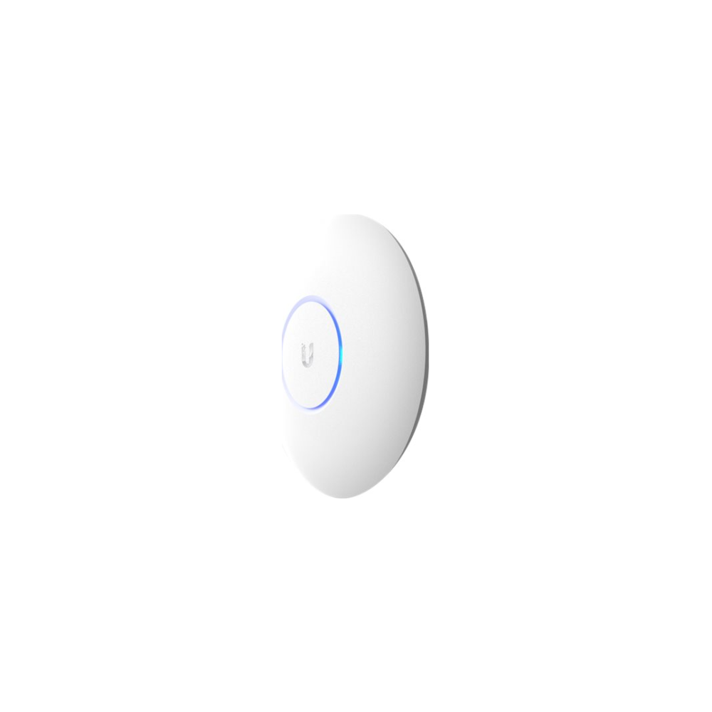 A large main feature product image of Ubiquiti UniFi AP AC Pro Access Point w/POE Injector