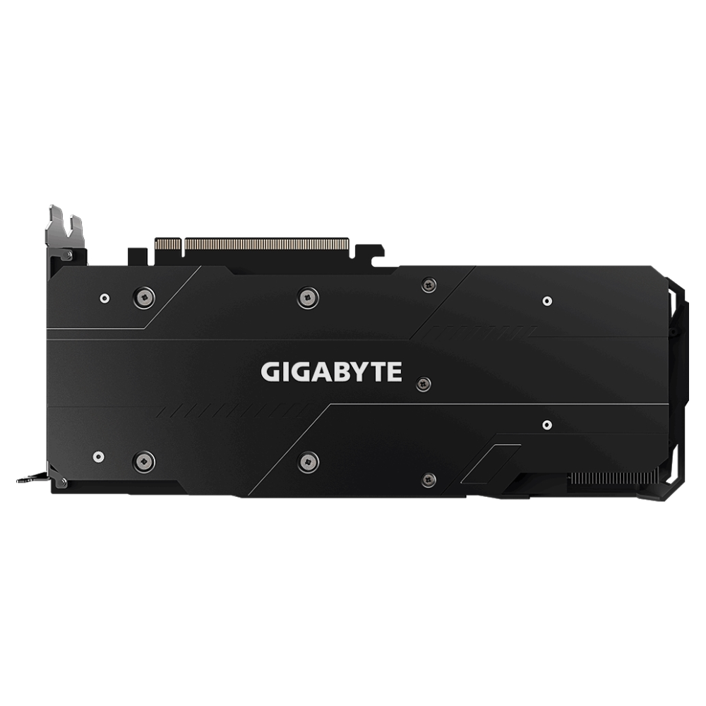 A large main feature product image of Gigabyte GeForce RTX2060 Super Gaming OC 3X 8GB GDDR6