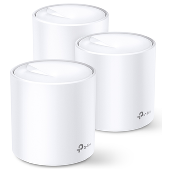 Product image of TP-LINK Deco X20 AX1800 Home Mesh Wireless System - Click for product page of TP-LINK Deco X20 AX1800 Home Mesh Wireless System