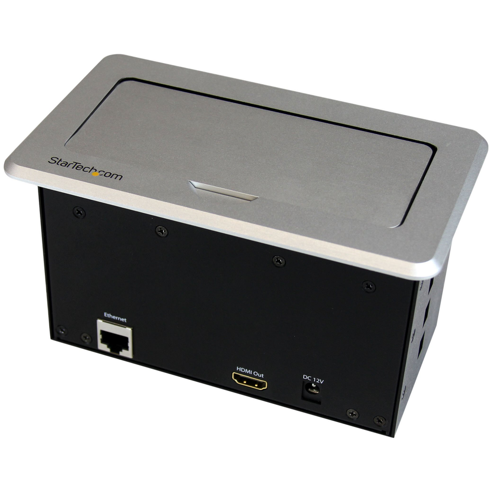 A large main feature product image of Startech Conference Table Connect Box - HDMI / VGA / mDP
