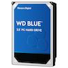 "A product image of WD Blue WD60EZAZ 3.5"" 6TB 256MB 5400RPM SMR Desktop HDD"