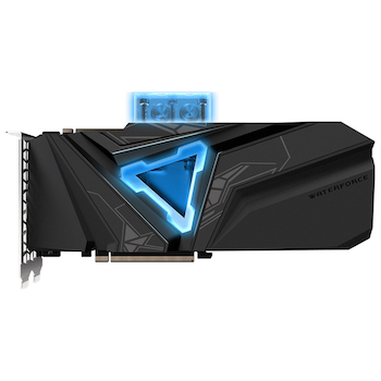 Product image of Gigabyte GeForce RTX2080 Super Gaming OC WaterForce 8GB GDDR6 - Click for product page of Gigabyte GeForce RTX2080 Super Gaming OC WaterForce 8GB GDDR6