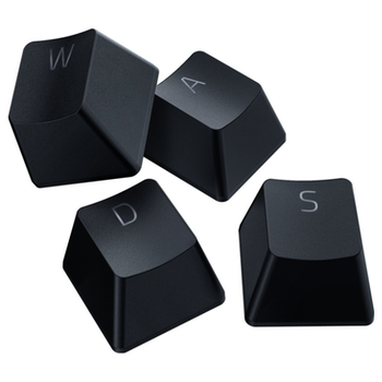 Product image of Razer PBT Keycap Upgrade Set - Classic Black - Click for product page of Razer PBT Keycap Upgrade Set - Classic Black
