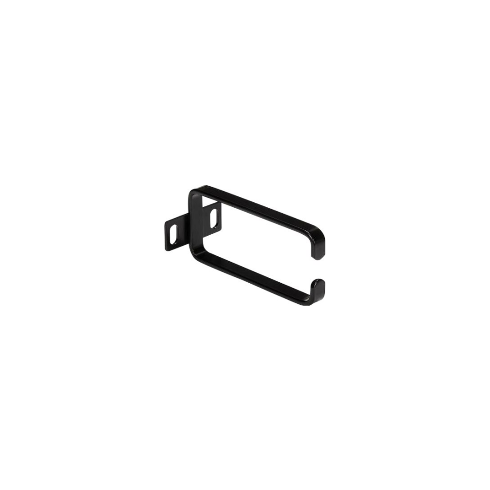 A large main feature product image of Startech Rack Cable Organizer D-Ring w/ Flexible Opening - Small