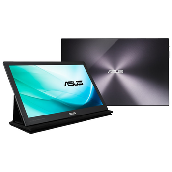 """Product image of EX-DEMO ASUS MB169C+ 15.6"""" Full HD USB-C IPS LED Monitor - Click for product page of EX-DEMO ASUS MB169C+ 15.6"""" Full HD USB-C IPS LED Monitor"""