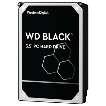 "Product image of WD Black WD4005FZBX 3.5"" 4TB 256MB 7200RPM Desktop HDD - Click for product page of WD Black WD4005FZBX 3.5"" 4TB 256MB 7200RPM Desktop HDD"