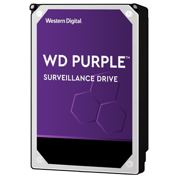 "Product image of WD Purple WD60PURZ 3.5"" 6TB 64MB Surveillance HDD - Click for product page of WD Purple WD60PURZ 3.5"" 6TB 64MB Surveillance HDD"