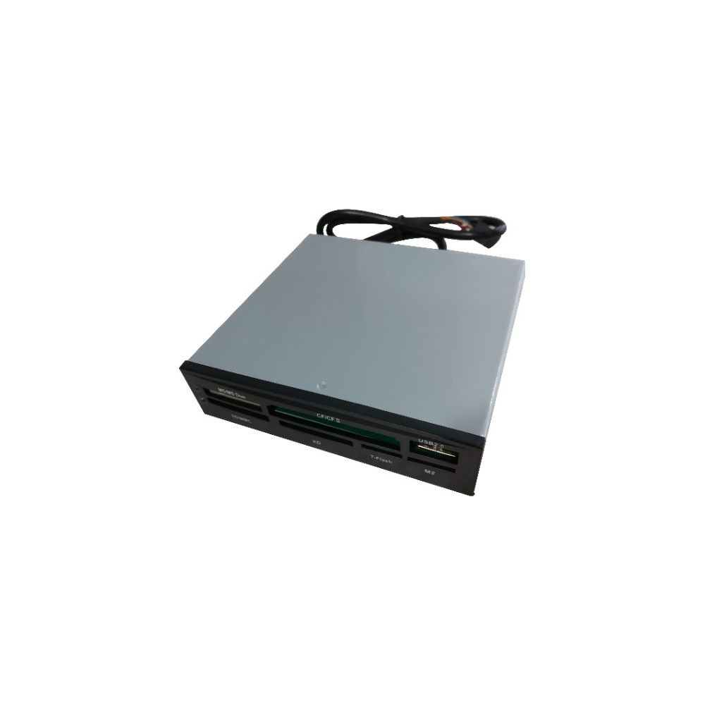"""A large main feature product image of Astrotek 3.5"""" Internal Card Reader with USB2.0 Port"""