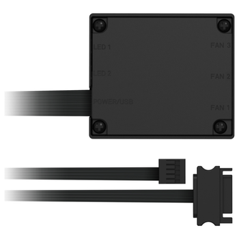 Product image of NZXT RGB Lighting & Fan Controller - Click for product page of NZXT RGB Lighting & Fan Controller