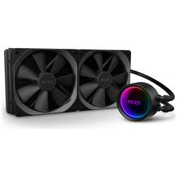 Product image of NZXT Kraken X63 280mm AIO Liquid CPU Cooler - Click for product page of NZXT Kraken X63 280mm AIO Liquid CPU Cooler