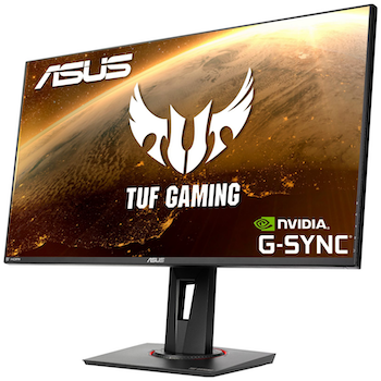 "Product image of ASUS TUF VG279QM 27"" Full HD G-SYNC-C 280Hz 1MS HDR400 IPS LED Gaming Monitor - Click for product page of ASUS TUF VG279QM 27"" Full HD G-SYNC-C 280Hz 1MS HDR400 IPS LED Gaming Monitor"