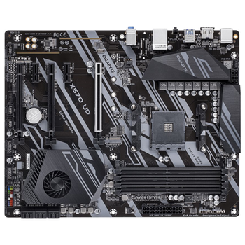 Product image of EX-DEMO Gigabyte X570 UD AM4 ATX Desktop Motherboard - Click for product page of EX-DEMO Gigabyte X570 UD AM4 ATX Desktop Motherboard