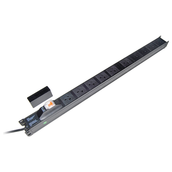 Product image of Power Shield 15 Way Vertical PDU - Click for product page of Power Shield 15 Way Vertical PDU