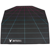A product image of BattleBull Zoned Floor Chair Mat - Grid