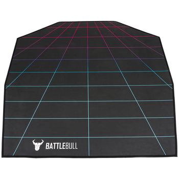 Product image of BattleBull Zoned Floor Chair Mat - Grid - Click for product page of BattleBull Zoned Floor Chair Mat - Grid