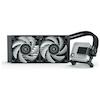 A product image of EK AIO 240 D-RGB AIO Liquid CPU Cooler