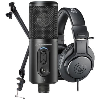 Product image of Audio Technica Content Creator Pack - Click for product page of Audio Technica Content Creator Pack