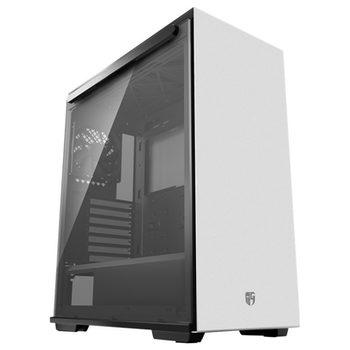Product image of Deepcool Macube 310 White Case - Click for product page of Deepcool Macube 310 White Case