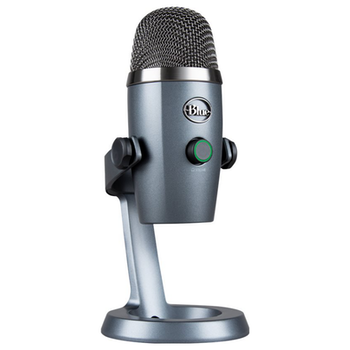Product image of Blue Microphones Yeti Nano USB Desktop Microphone - Black - Click for product page of Blue Microphones Yeti Nano USB Desktop Microphone - Black