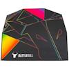 A product image of BattleBull Zoned Floor Mat - Multi/Black