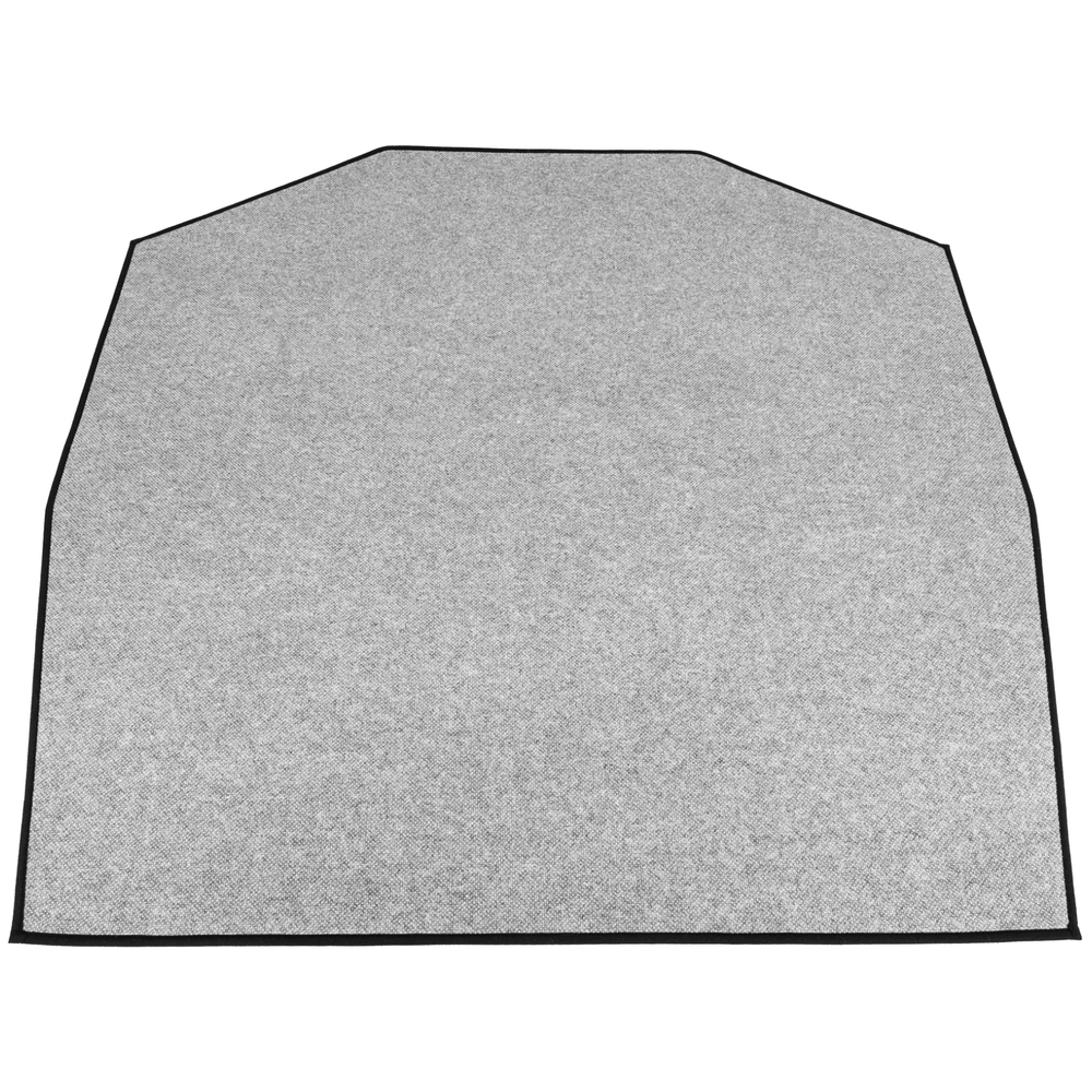 A large main feature product image of BattleBull Zoned Floor Mat - Multi/Black
