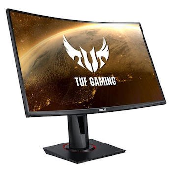 "Product image of ASUS TUF VG35VQ 35"" Ultrawide QHD Adaptive Sync Curved 100Hz 1MS HDR VA LED Gaming Monitor - Click for product page of ASUS TUF VG35VQ 35"" Ultrawide QHD Adaptive Sync Curved 100Hz 1MS HDR VA LED Gaming Monitor"
