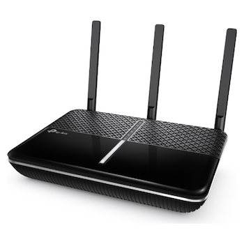 Product image of TP-LINK Archer A10 AC2600 MU-MIMO Dual Band Gigabit Router - Click for product page of TP-LINK Archer A10 AC2600 MU-MIMO Dual Band Gigabit Router