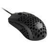A product image of Cooler Master MasterMouse MM710 Matte Black Lightweight Gaming Mouse