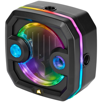 Product image of Corsair Hydro X Series XD3 RGB Pump/Reservoir Combo - Click for product page of Corsair Hydro X Series XD3 RGB Pump/Reservoir Combo