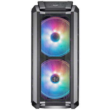 Product image of Cooler Master MasterCase H500P Addressable RGB Mesh Mid Tower Case - Click for product page of Cooler Master MasterCase H500P Addressable RGB Mesh Mid Tower Case