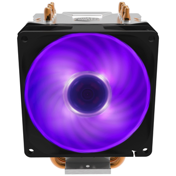 Product image of Cooler Master Hyper H410R RGB CPU Cooler - Click for product page of Cooler Master Hyper H410R RGB CPU Cooler