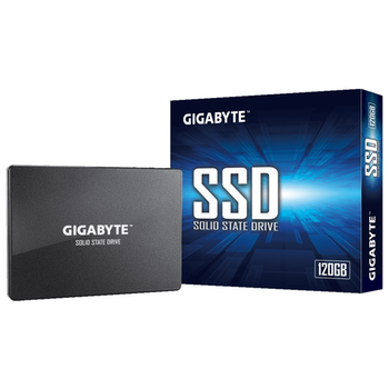 """Product image of EX-DEMO Gigabyte 120GB 2.5"""" SSD - Click for product page of EX-DEMO Gigabyte 120GB 2.5"""" SSD"""
