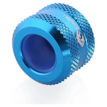 Product image of Bykski G1/4 12mm Hard Tube Compression Fitting - Blue - Click for product page of Bykski G1/4 12mm Hard Tube Compression Fitting - Blue