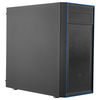 A product image of Cooler Master MasterBox E501L Mid Tower Case w/500W Power Supply