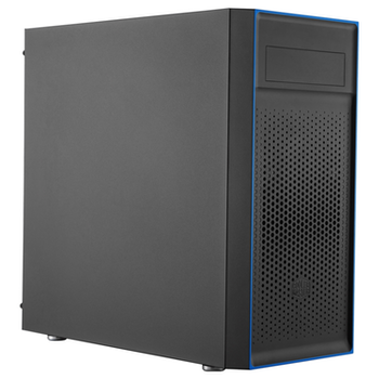 Product image of Cooler Master MasterBox E501L Mid Tower Case w/500W Power Supply - Click for product page of Cooler Master MasterBox E501L Mid Tower Case w/500W Power Supply