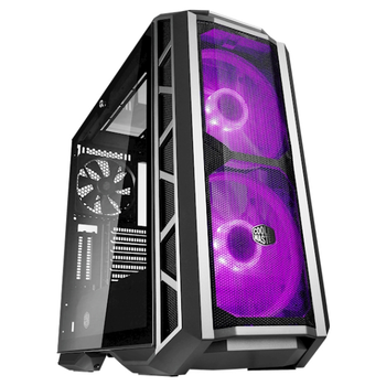 Product image of Cooler Master MasterCase H500P Addressable RGB Mid Tower Case - Click for product page of Cooler Master MasterCase H500P Addressable RGB Mid Tower Case