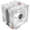 A product image of Cooler Master Hyper 212 Turbo CPU Cooler - White