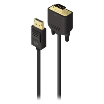 Product image of EX-DEMO ALOGIC DisplayPort to VGA 2m Cable - Click for product page of EX-DEMO ALOGIC DisplayPort to VGA 2m Cable